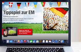 EM-Tippspiel Referenz: tesa EM-Tippspiel